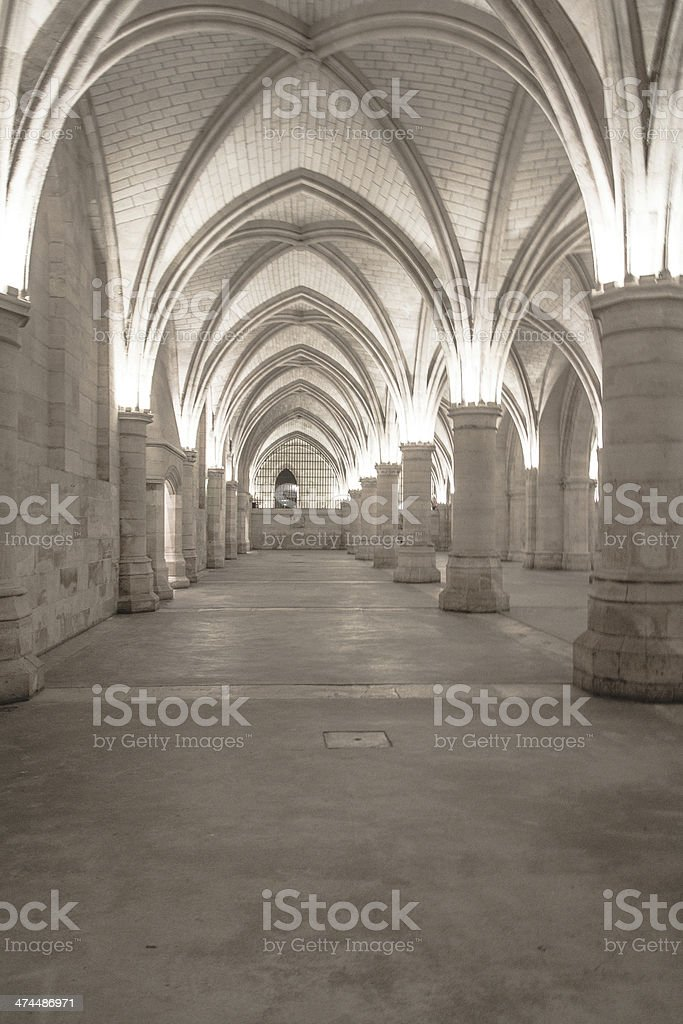 crypt royalty-free stock photo