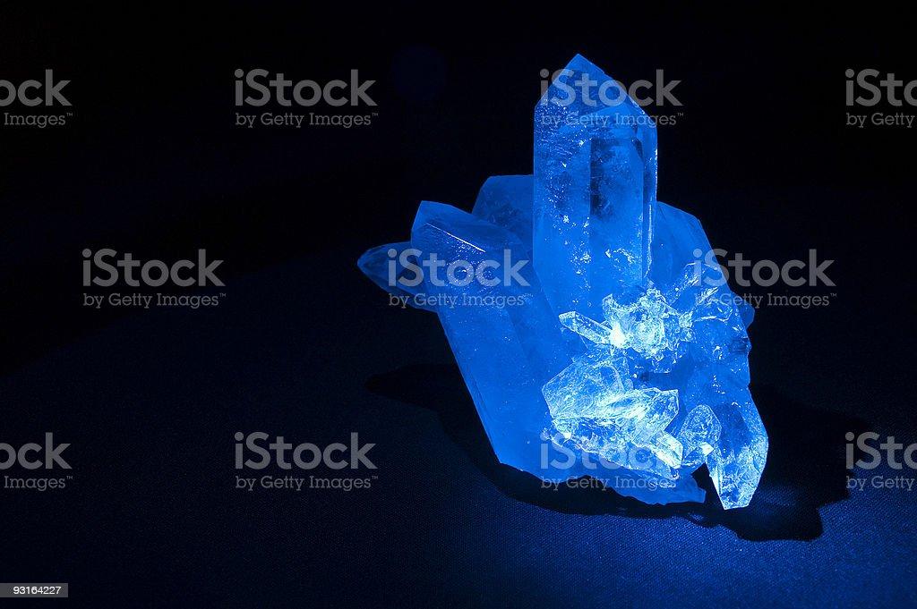 crystal 2 royalty-free stock photo