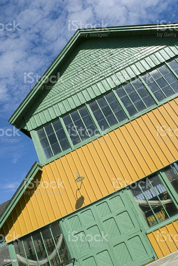 Crystal Palace - Canada stock photo