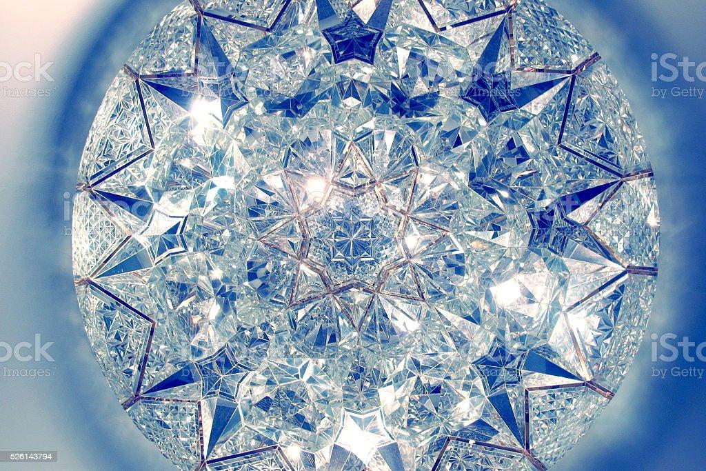 crystal stock photo