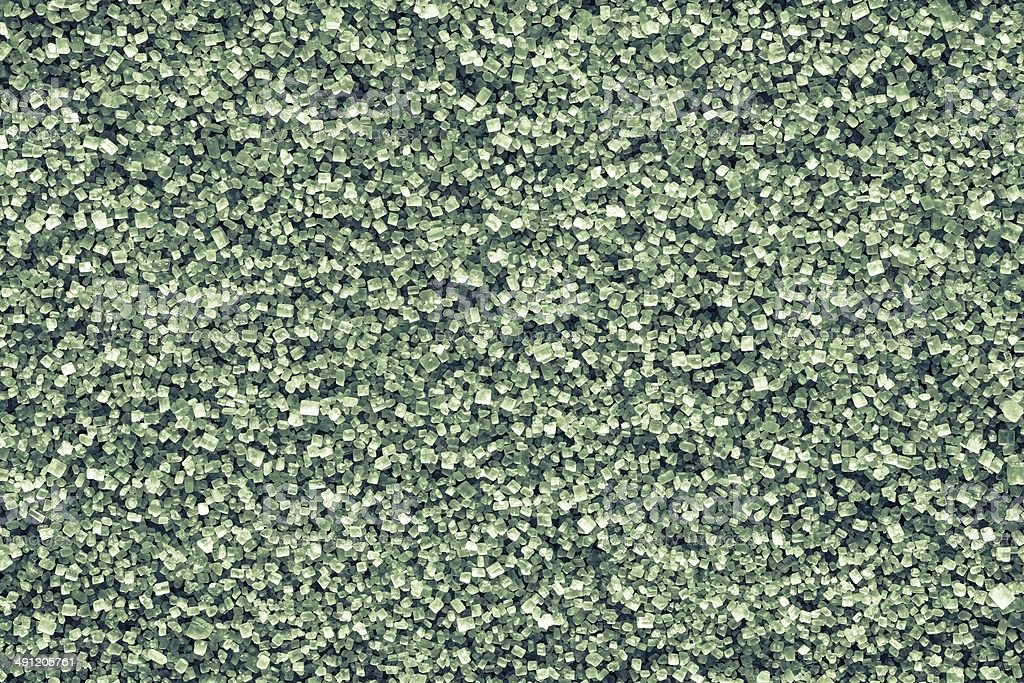 crystal texture from minerals of green color stock photo