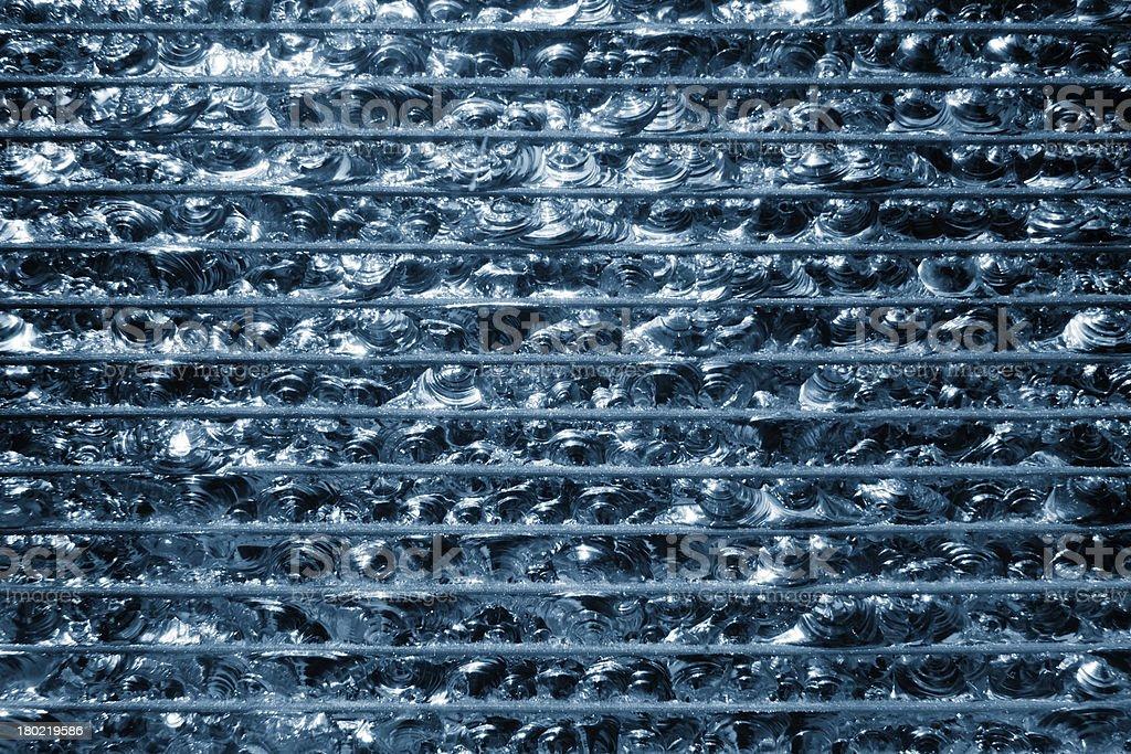 Crystal texture royalty-free stock photo