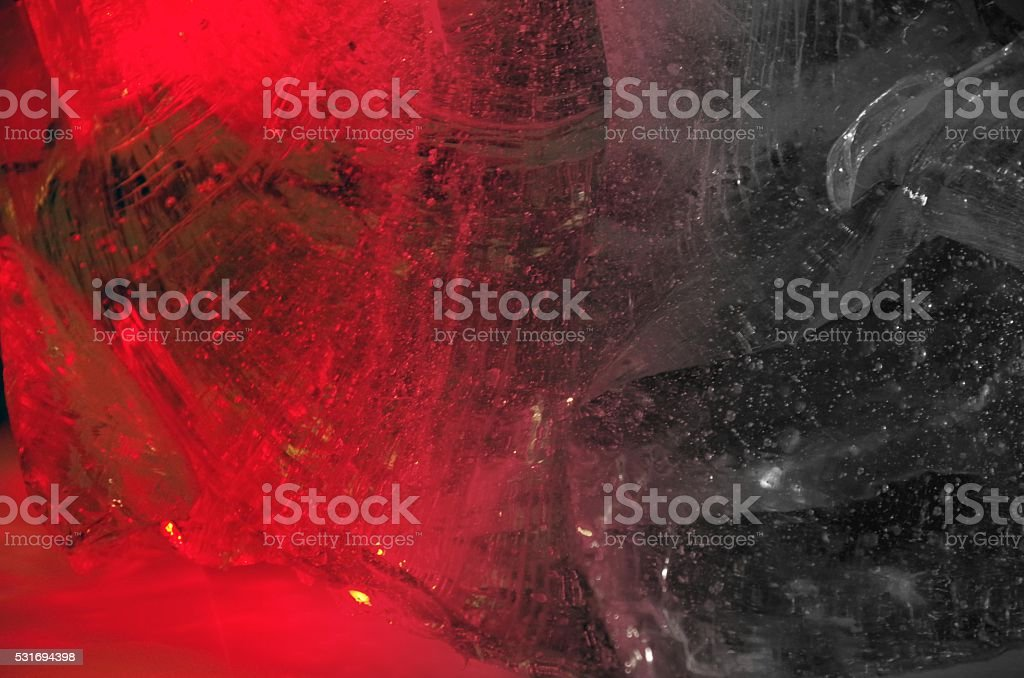Crystallized Dimension stock photo