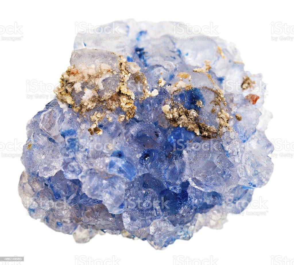 crystals of rock salt royalty-free stock photo