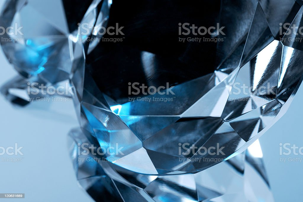 crystals royalty-free stock photo