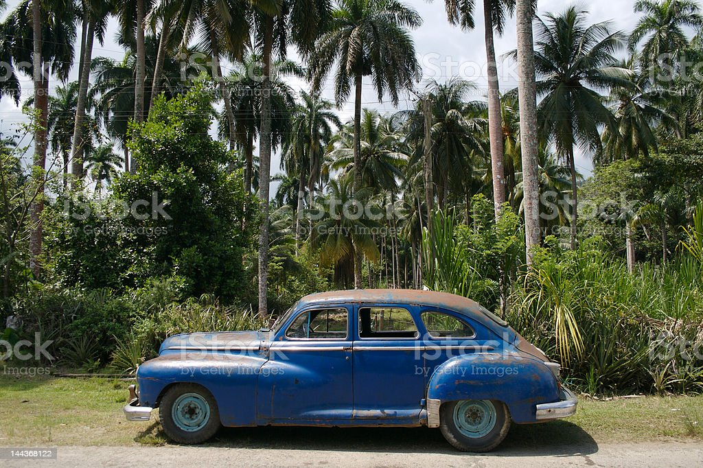Cuba, Baracoa stock photo