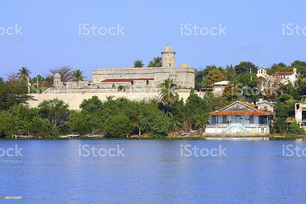 Cuba - Cienfuegos stock photo