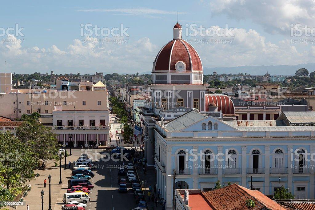 Cuba, Cienfuegos stock photo