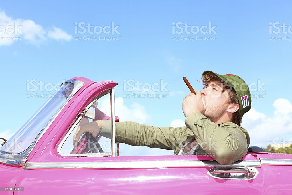Cuba concept stock photo