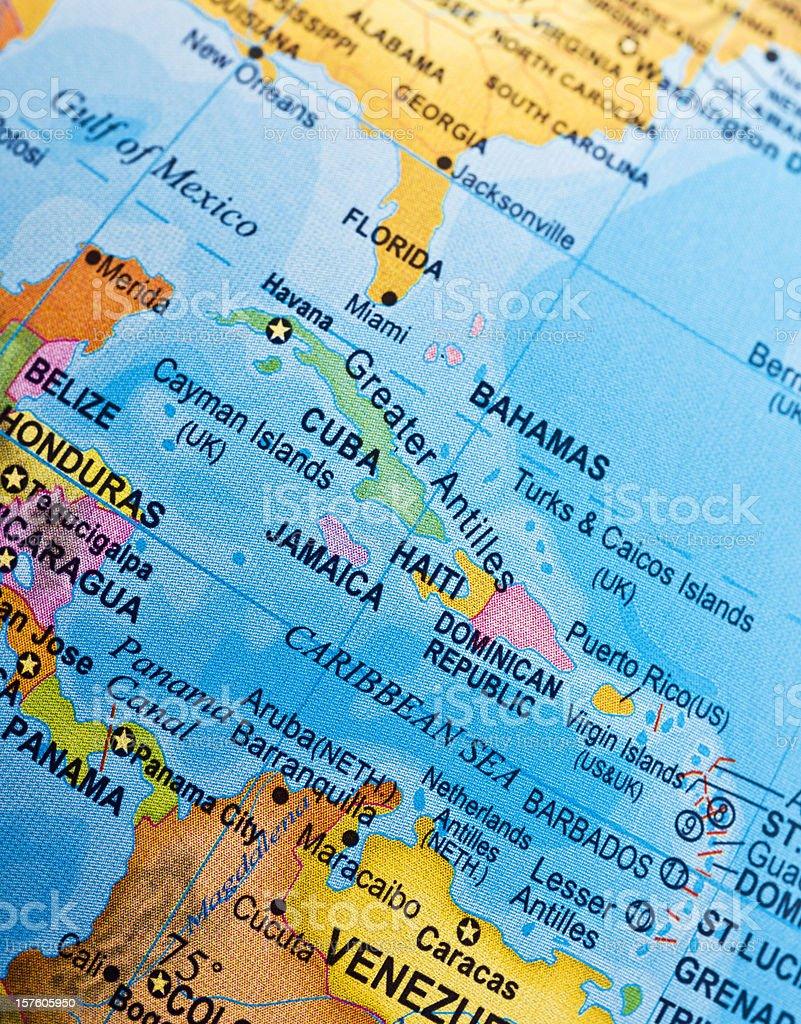 Cuba, Haiti, and the Caribbeans stock photo