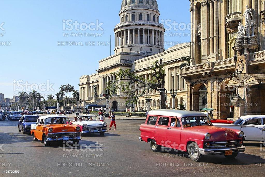 Cuba - Havana royalty-free stock photo