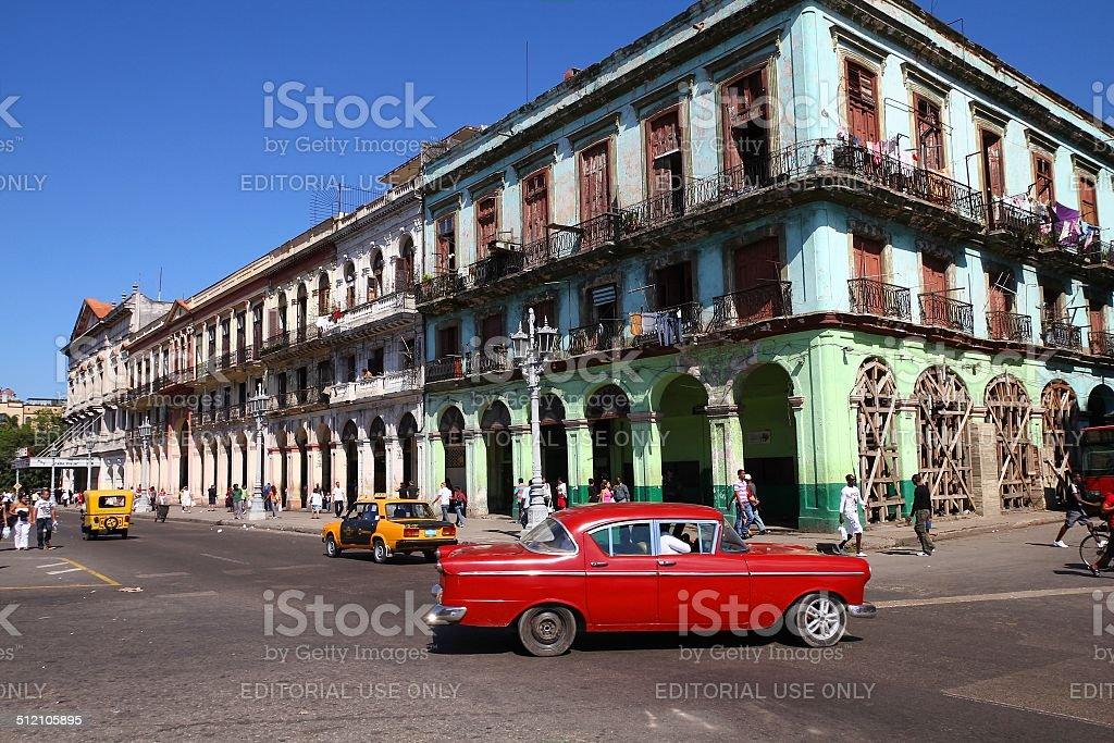 Cuba - Havana stock photo