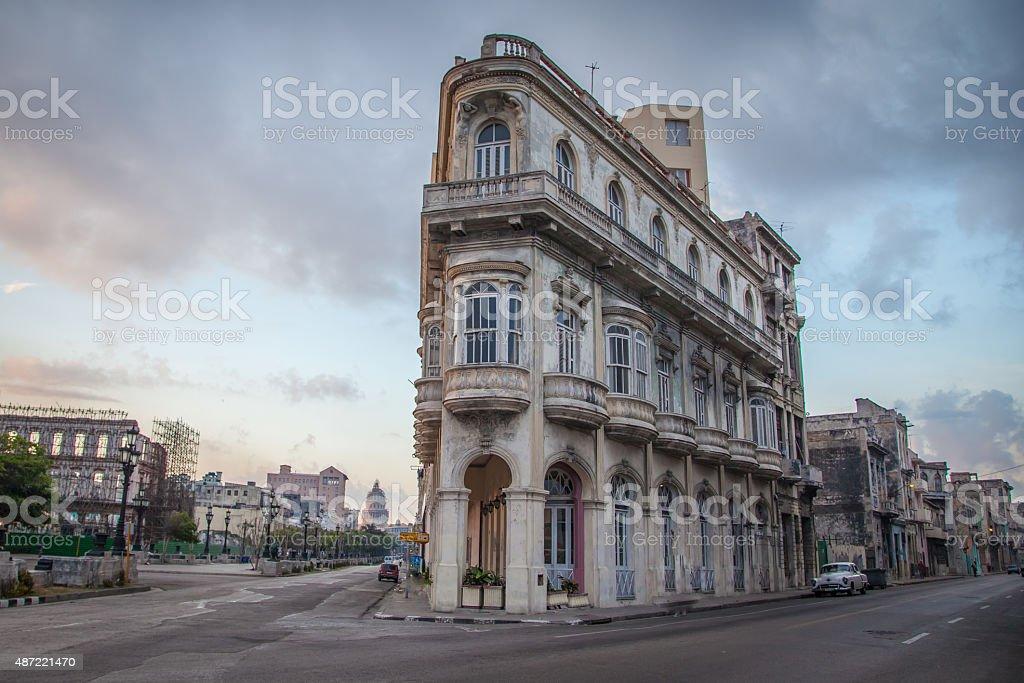 Cuba, La Havane stock photo