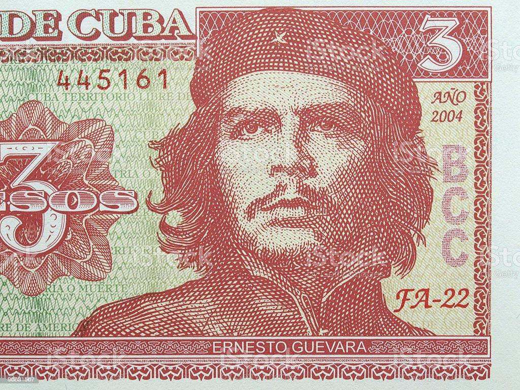 Cuba Pesos stock photo
