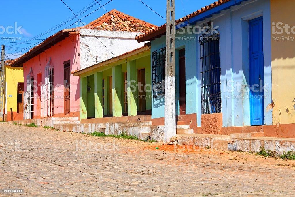 Cuba - Trinidad stock photo