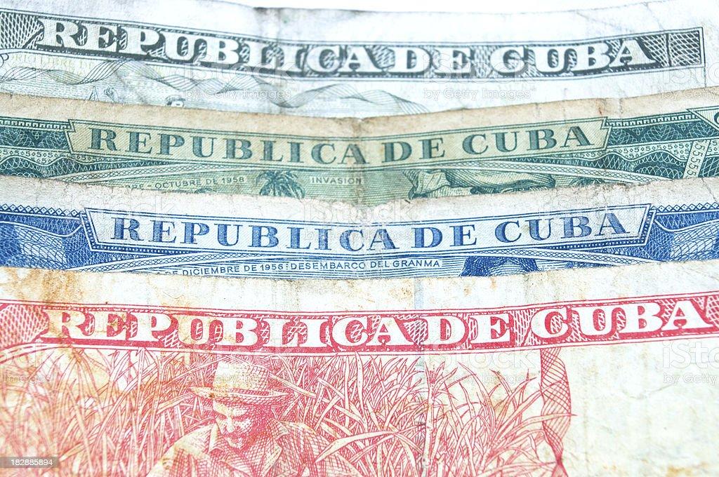 Cuban Banknotes Stock Photo 182885894 Istock
