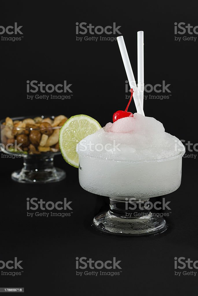Cuban Daiquiri royalty-free stock photo