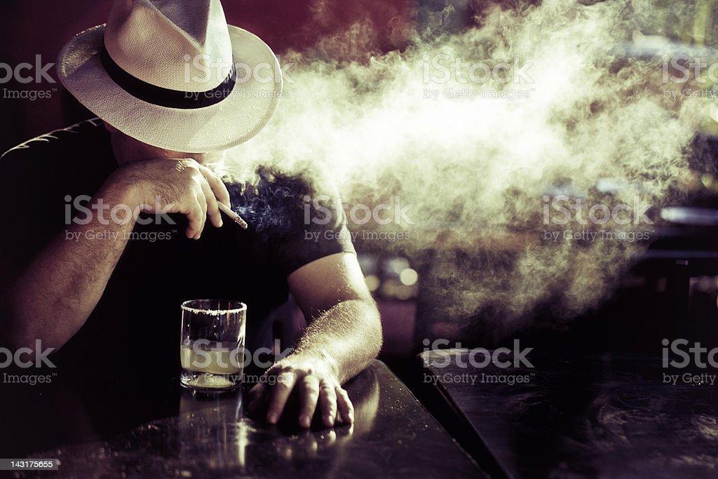 Cuban Mafia stock photo