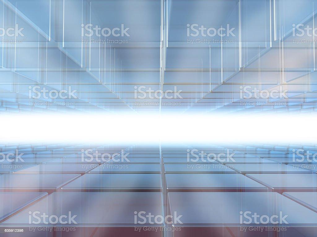 Cube Background stock photo