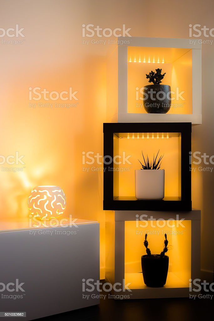 Cube design stock photo