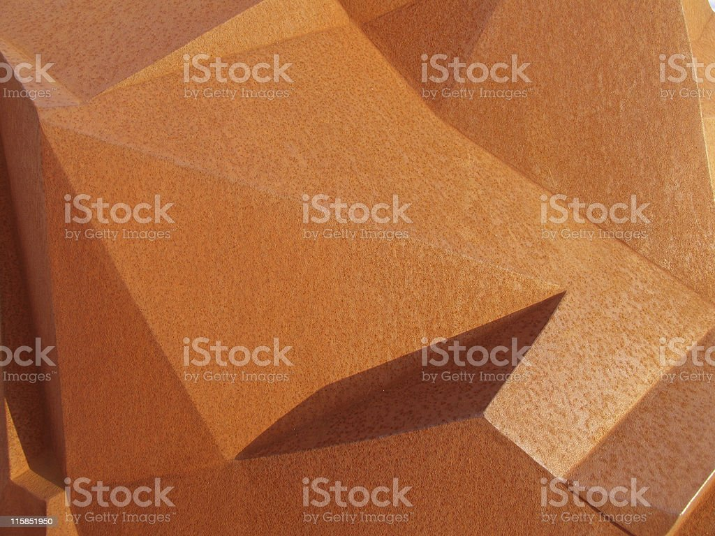 Cubism royalty-free stock photo