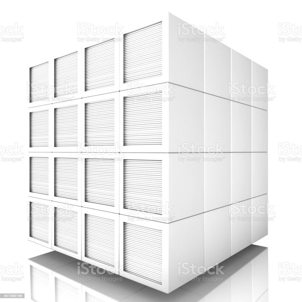Cubism stock photo