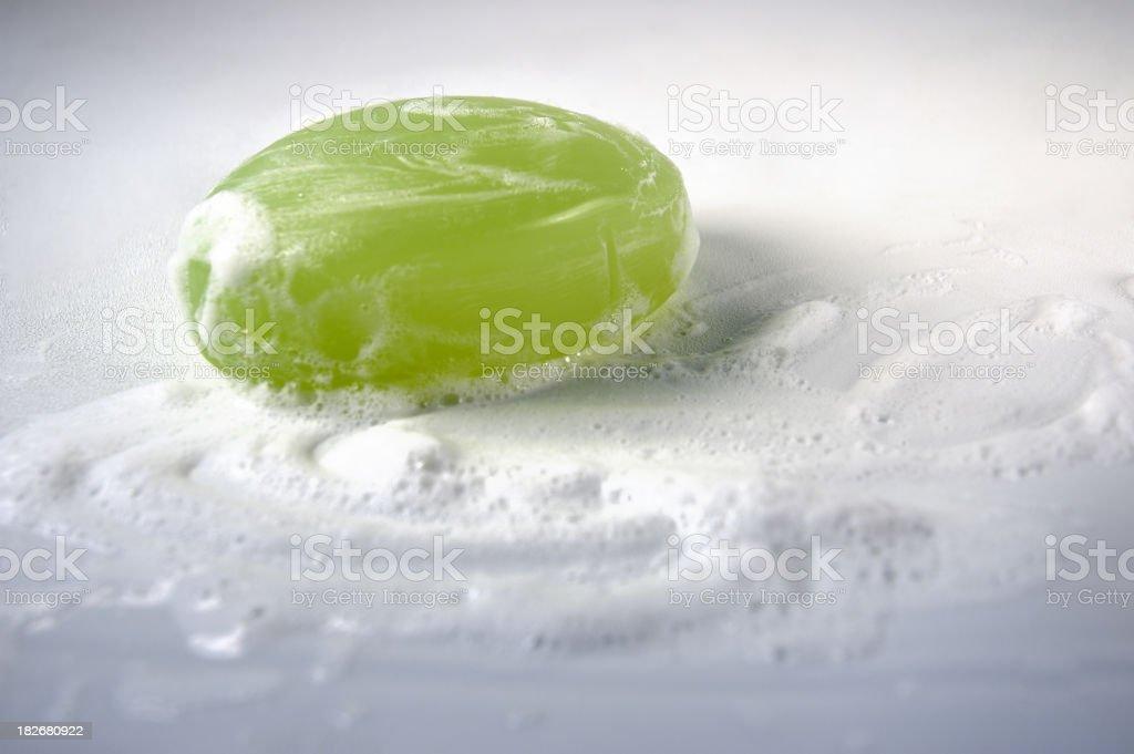 Cucumber Melon Spa Bar royalty-free stock photo