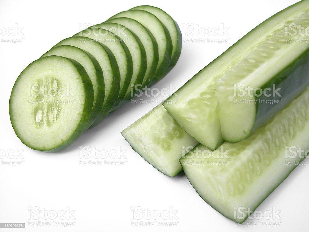 cucumber royalty-free stock photo