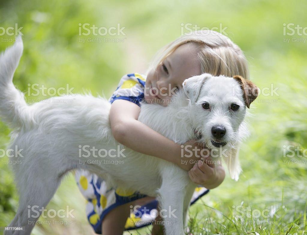 Cuddle... stock photo