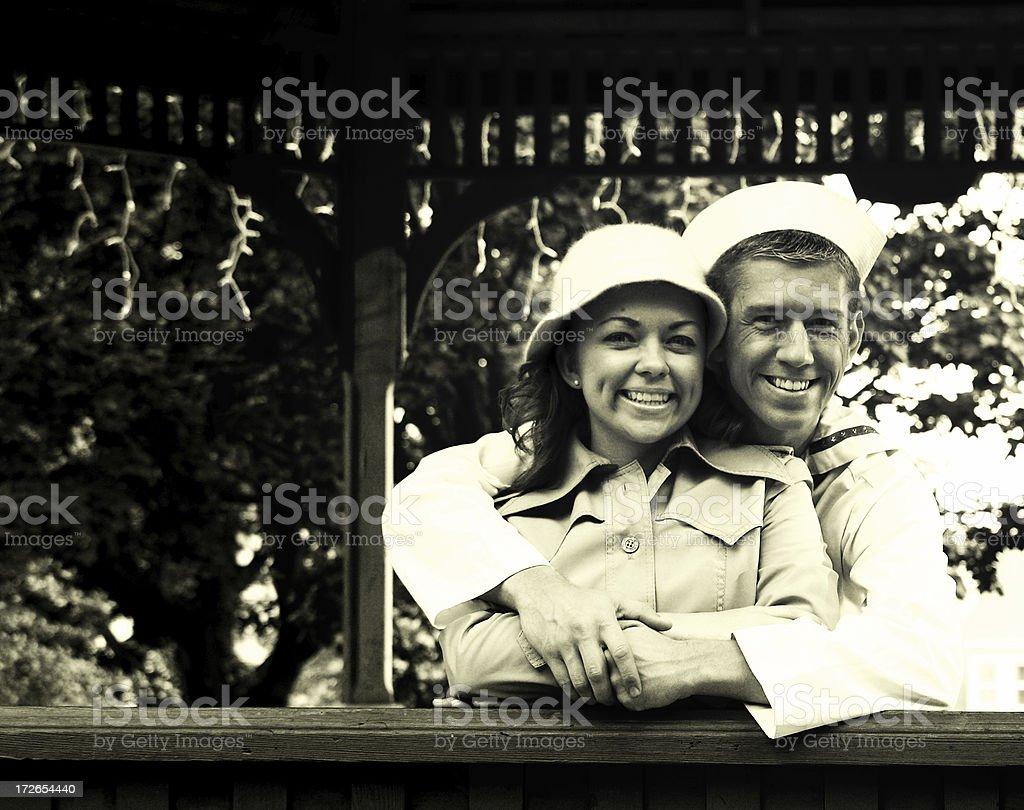 Cuddle Time royalty-free stock photo