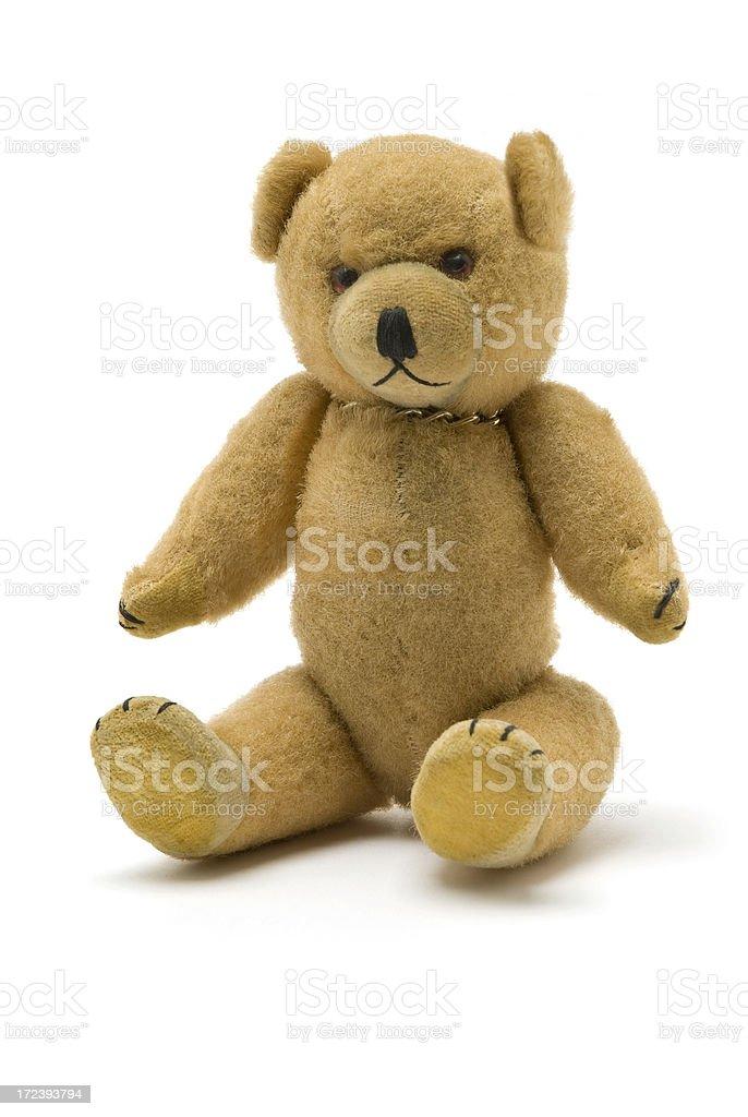 Cuddly Teddy Bear stock photo