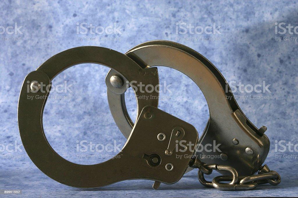 cuffs stock photo