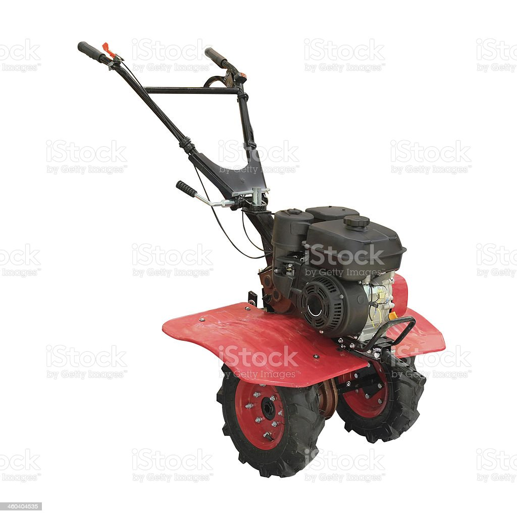 cultivator royalty-free stock photo
