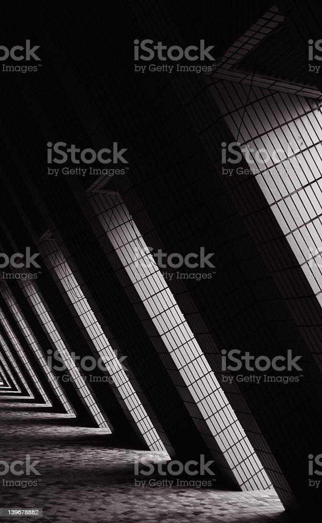 cultural centre stock photo