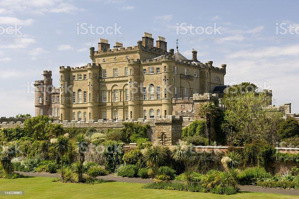 Culzean Castle stock photo