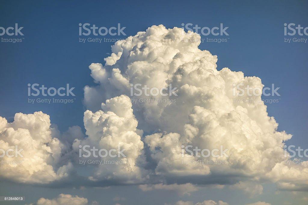 Cumulonimbus stock photo