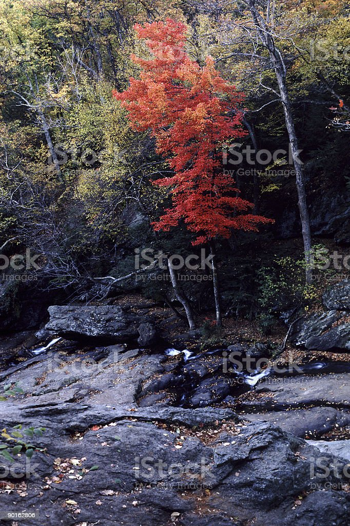 Cunningham Falls stock photo