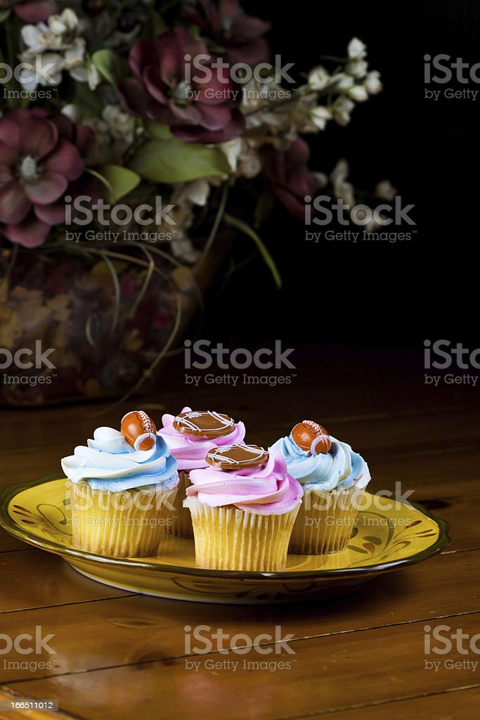 Cup Cake royalty-free stock photo