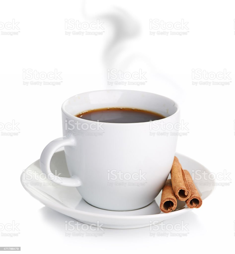 cup coffee royalty-free stock photo