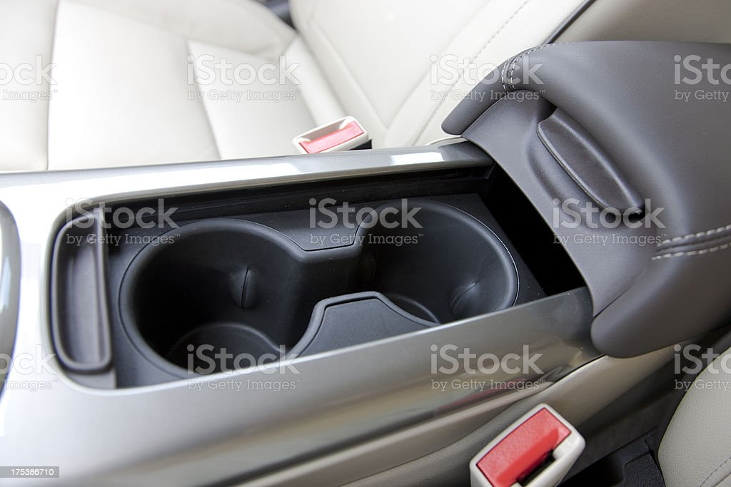 Cup Holder stock photo