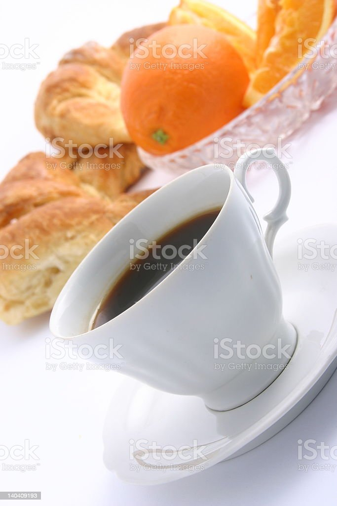 cup of caffee royalty-free stock photo