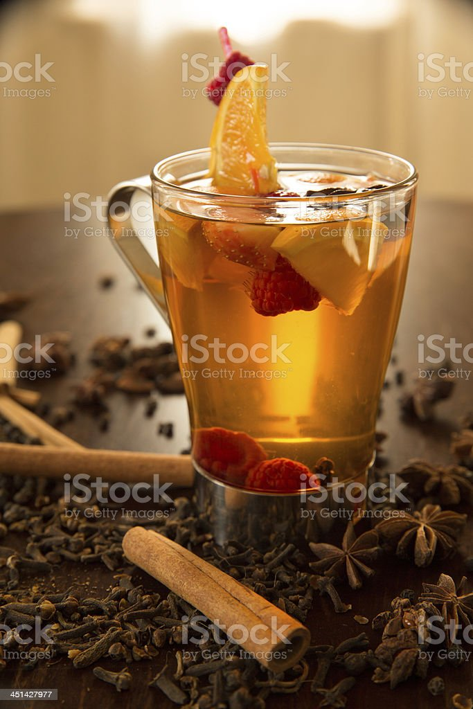 cup of grog royalty-free stock photo