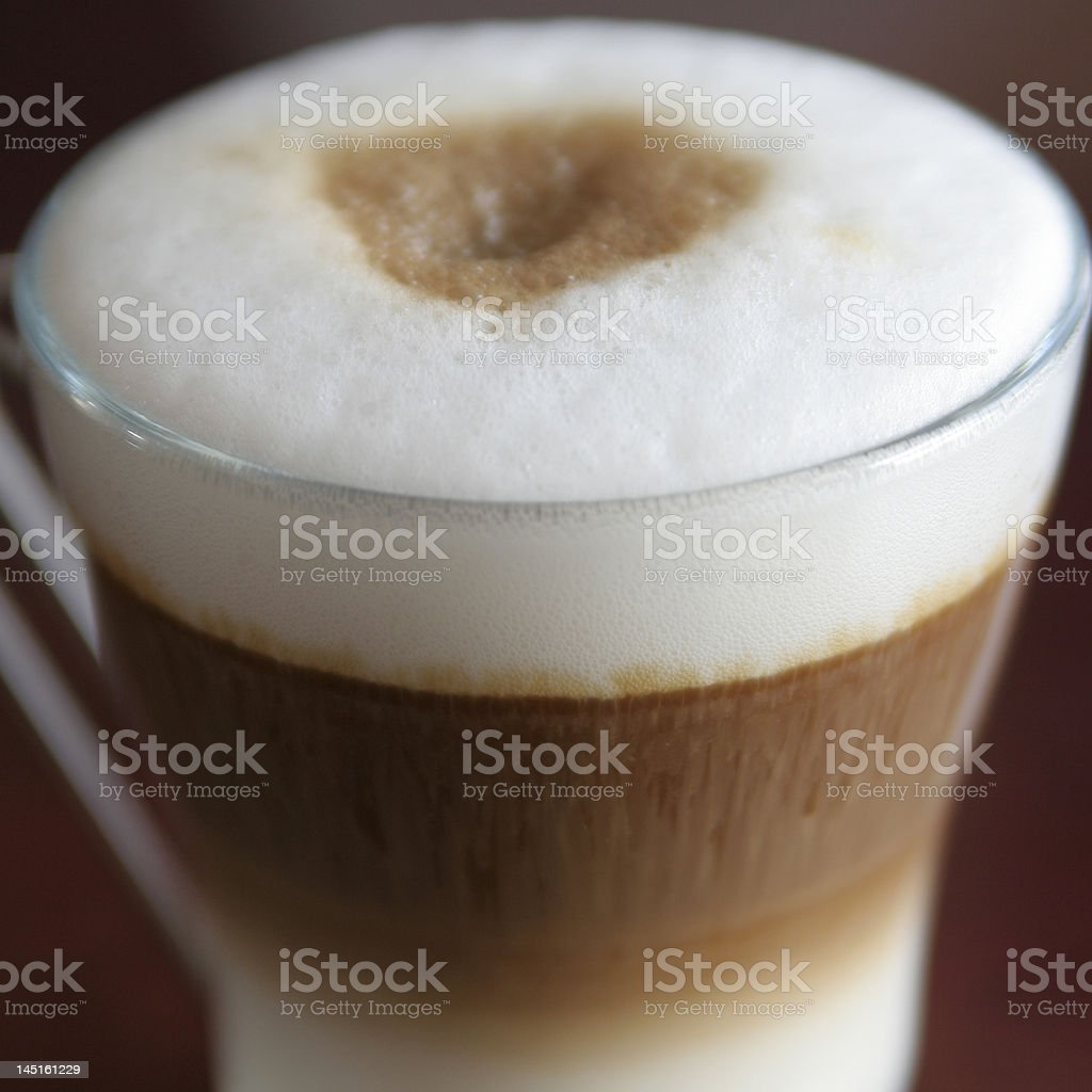Cup of Heaven royalty-free stock photo