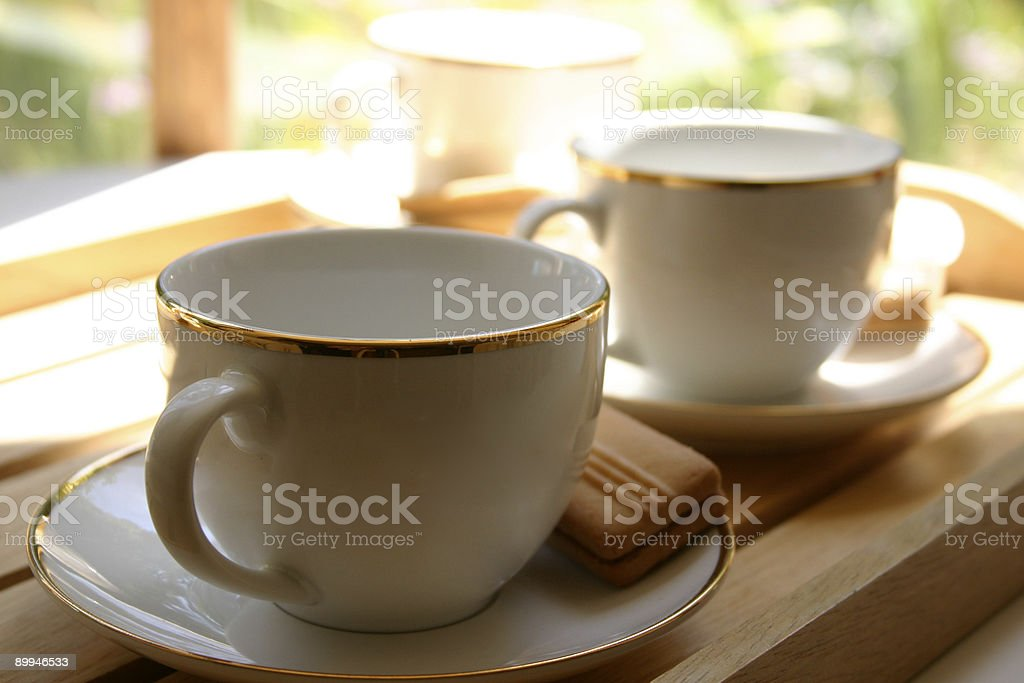 Cup of Tea, Please royalty-free stock photo