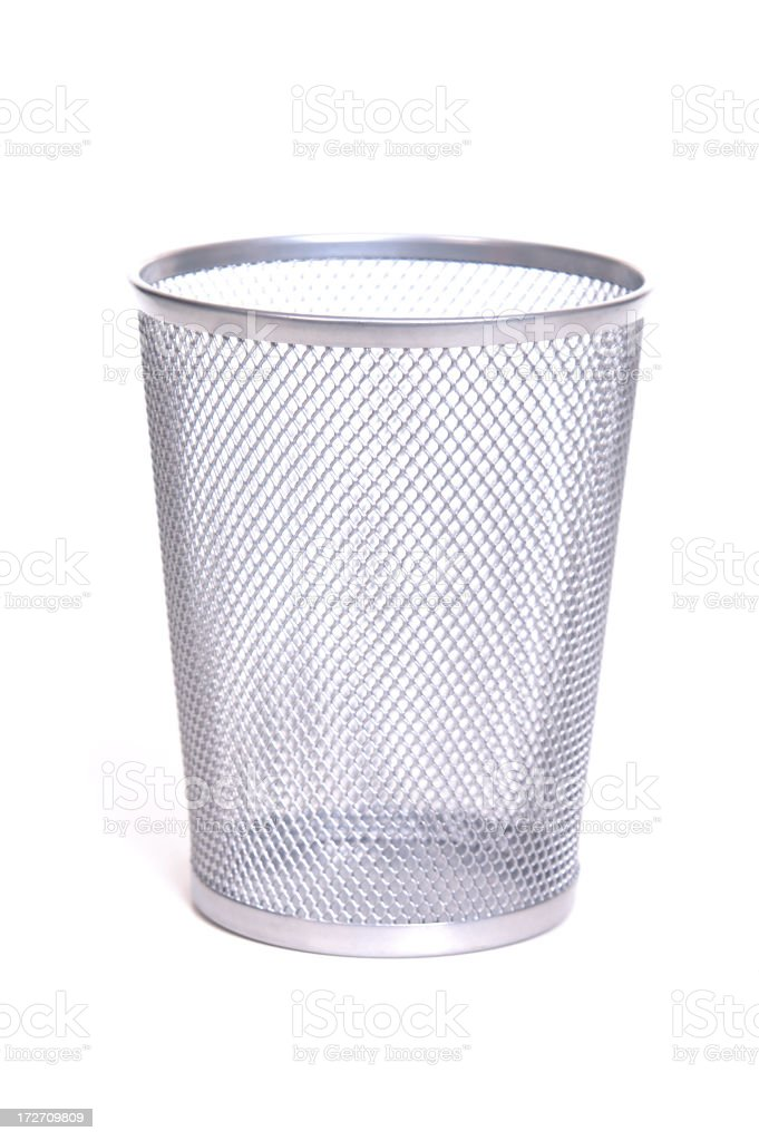 cup or basket stock photo