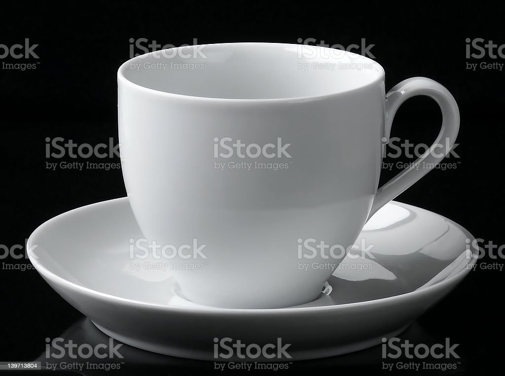 Cup royalty-free stock photo