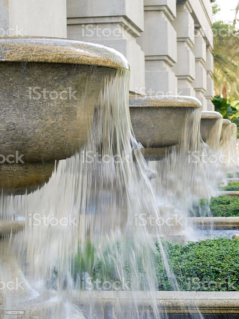 Cup Runneth Over royalty-free stock photo
