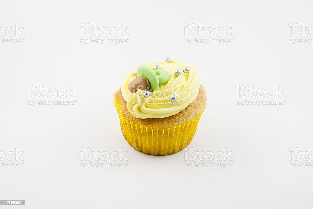 Cupcake royalty-free stock photo