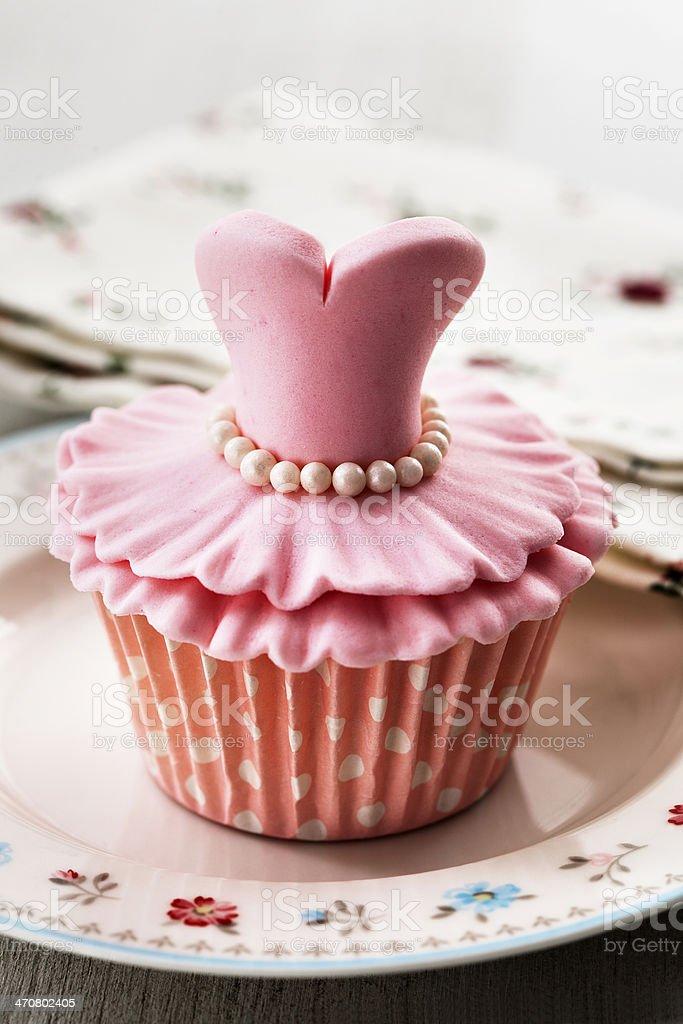 Cupcake, stock photo