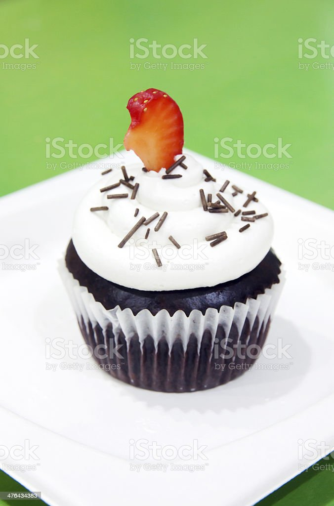 Cupcake royalty-free stock photo
